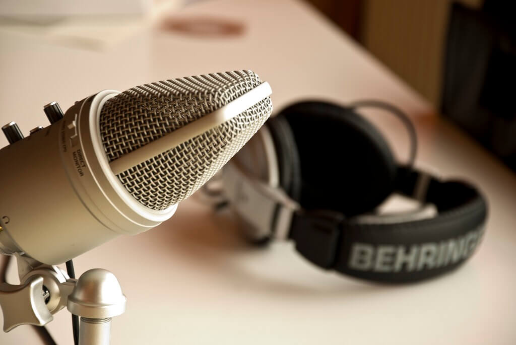 podcasting in nederland en zweden